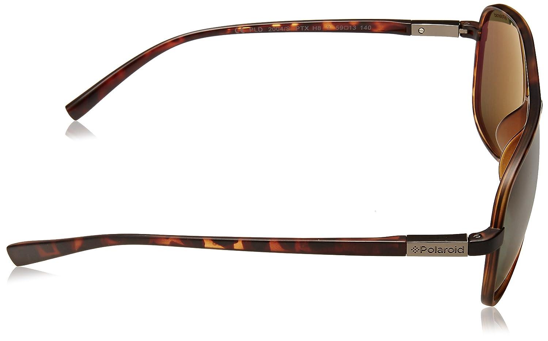 Polaroid Premium Sonnenbrille 2004/s H8_ptx (59 Mm) Havana ZaRfCD