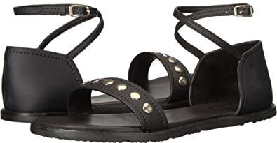 Hunter Original Leather Studded Sandal avOLb5