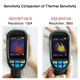 Koolertron Handheld Portable Infrared Thermal