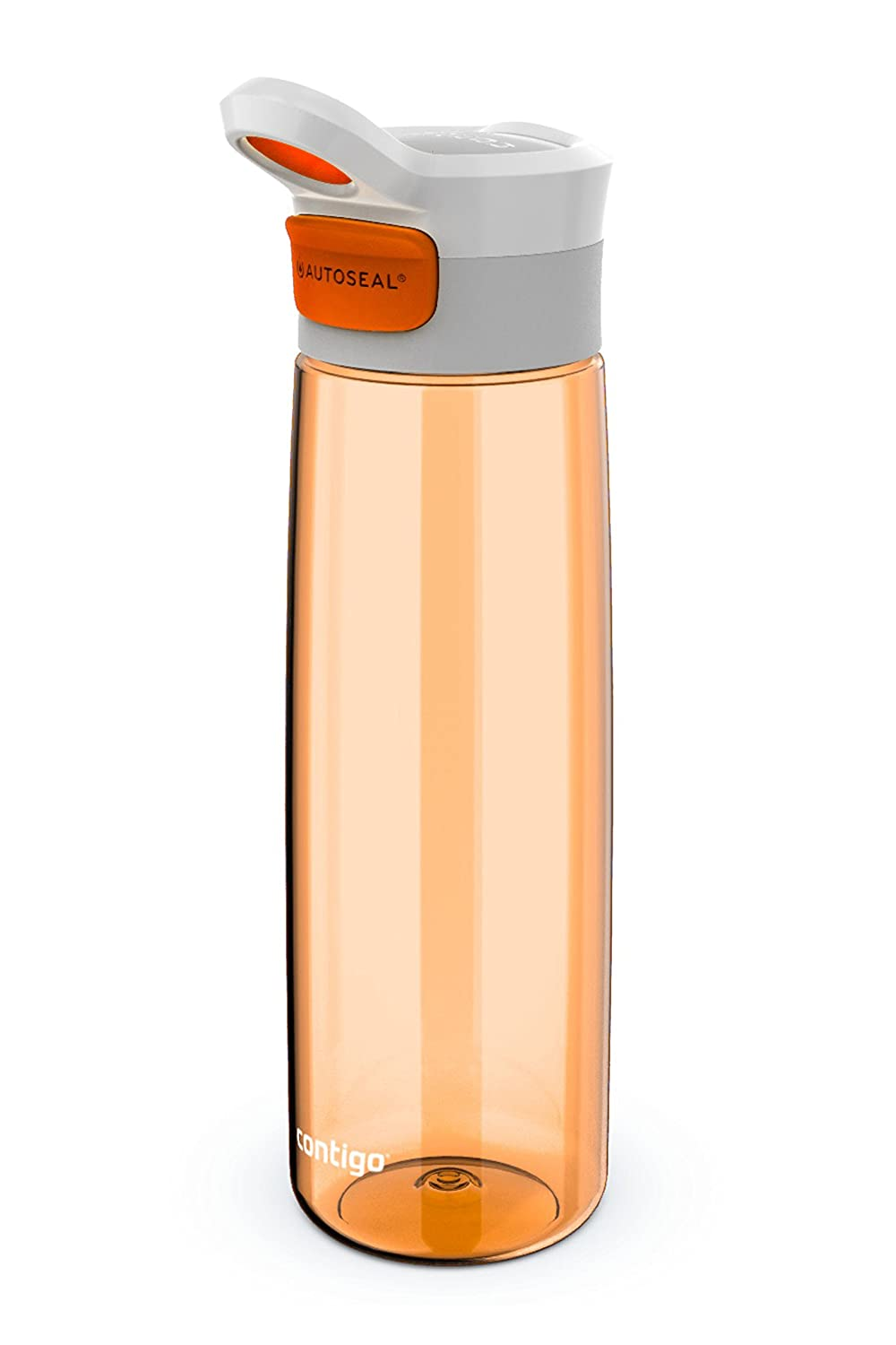 Contigo Grace - Botella de agua con dispositivo antigoteo, color naranja, talla 750 ml 1405158