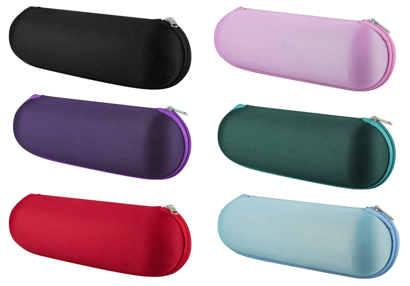 Hard-case Shell Pouch - Assorted Colors (Large) Skeye