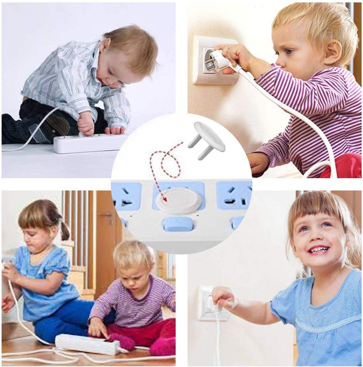 Scoolr Lot de 16 verrous de s/écurit/é enfant pour armoires et tiroirs