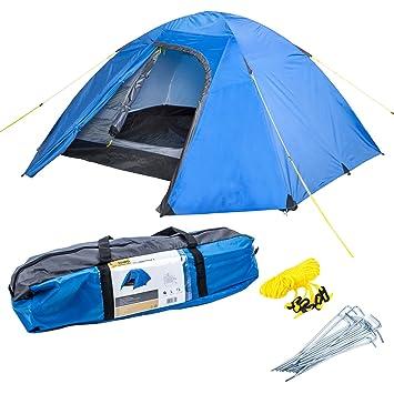 Reimo 2 Person Dome Tent Yellowstone 2 2000 mm Hydrostatic Head 210X150X105 cm  sc 1 st  Amazon UK & Reimo 2 Person Dome Tent Yellowstone 2 2000 mm Hydrostatic Head ...