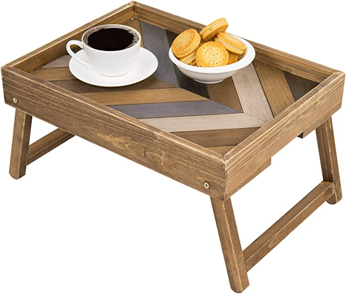 Top 9 Chevron Foldable Food Trays