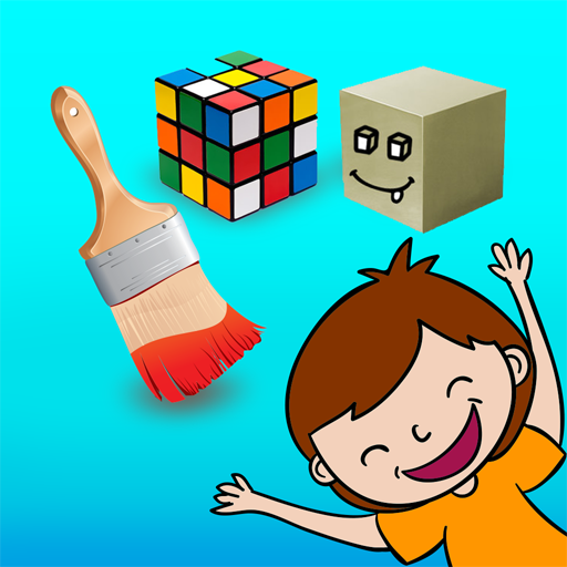 Colors and shapes for kids - Models Images Thai