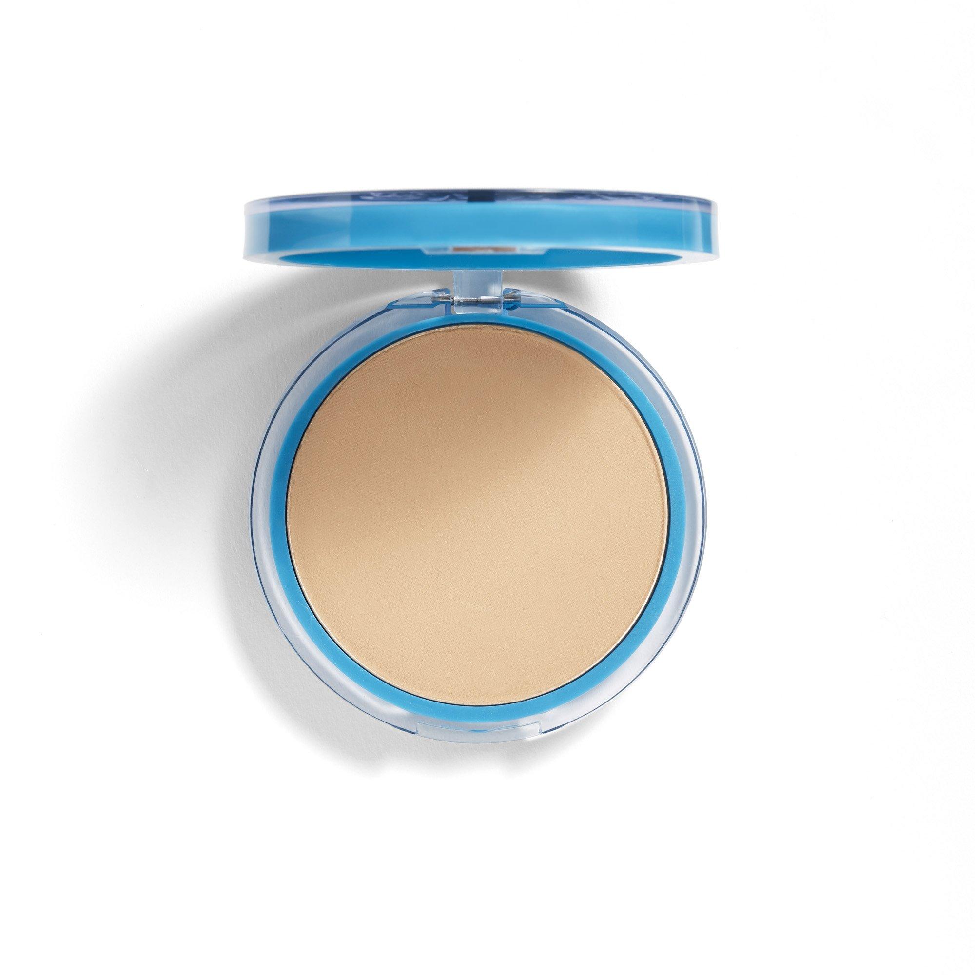 COVERGIRL Clean Matte Pressed Powder Medium Light 10 g (Packaging may vary)