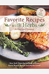 Favorite Recipes with Herbs: Revised and Updated Kindle Edition