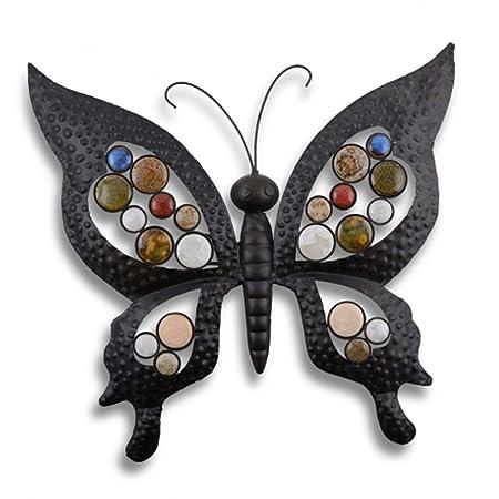 Metal Butterfly Garden Wall Art For Garden U0026 Home