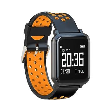 Feng Rastreador De La Aptitud A Prueba De Agua, Smartwatch S9 2.5D ...