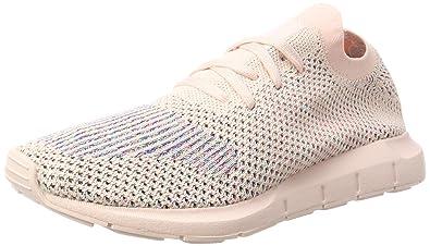 bda49633fd90f6 adidas Originals Women s Swift Run Primeknit Trainers Icey US5.5 Pink