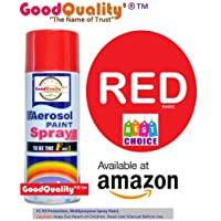 F1 Aerosol Spray Paint (Red)