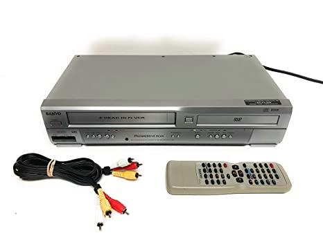 SHARP Aquos Hook up VCR