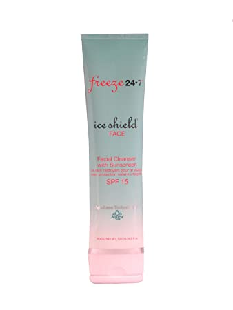 cleanser facial Ice shield