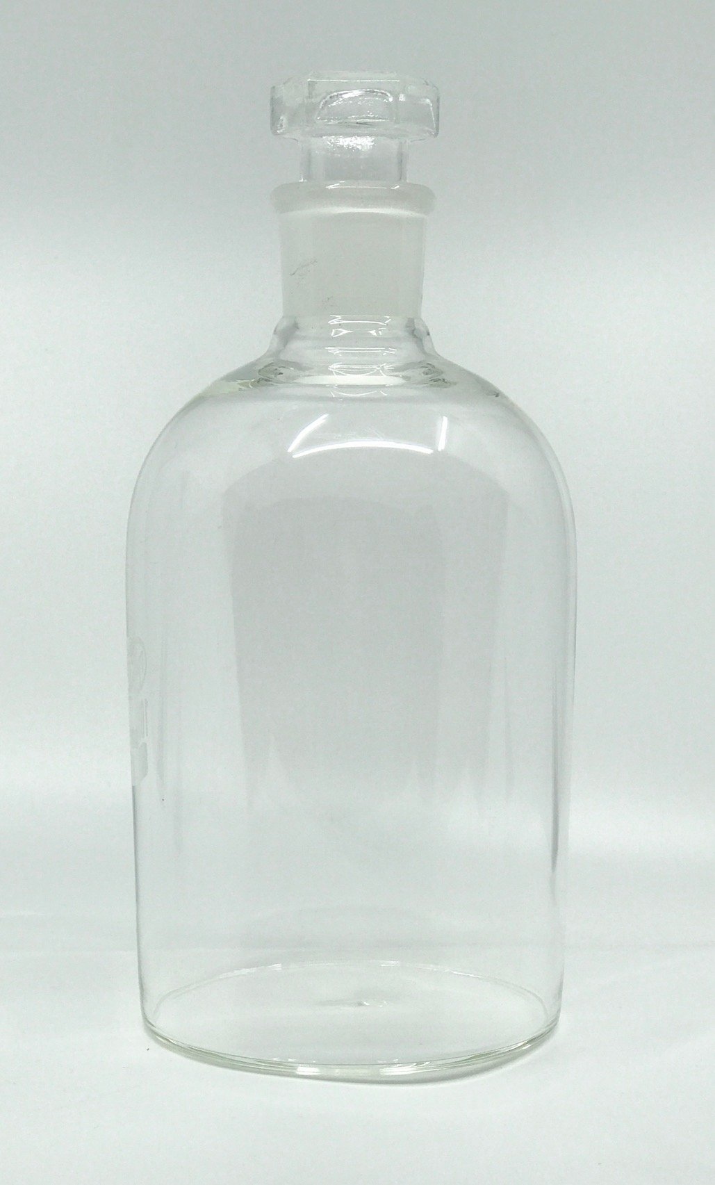 CHEM SCIENCE INC 272.232.05 Bottles Reagent, Narrow Mouth, Clear Glass, 500 mL