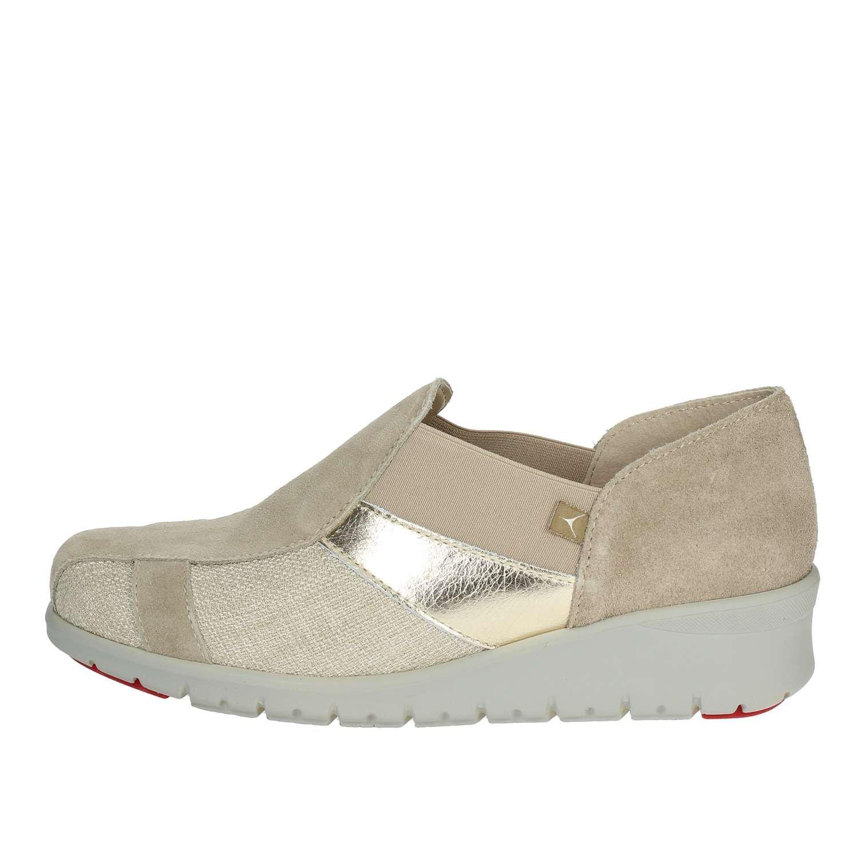 Cinzia Soft IE9804LJ 004 Zapatillas De Deporte Bajas Mujer 37 EU|Beige