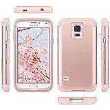 ULAK Galaxy S5 Case, S5 Case, Shock Resistant