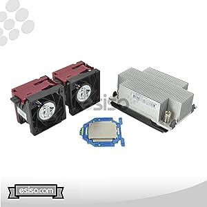 HP 719051-B21 Intel Xeon E5-2620V3 Six Core 2.40 Gh/z 8.0GT/s 15MB Smart Cache FCLGA2011 85W Processor Kit for DL380 Gen9