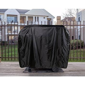 Leshp Refugio al aire libre, cubierta impermeable, ideal para proteger las barbacoas al aire