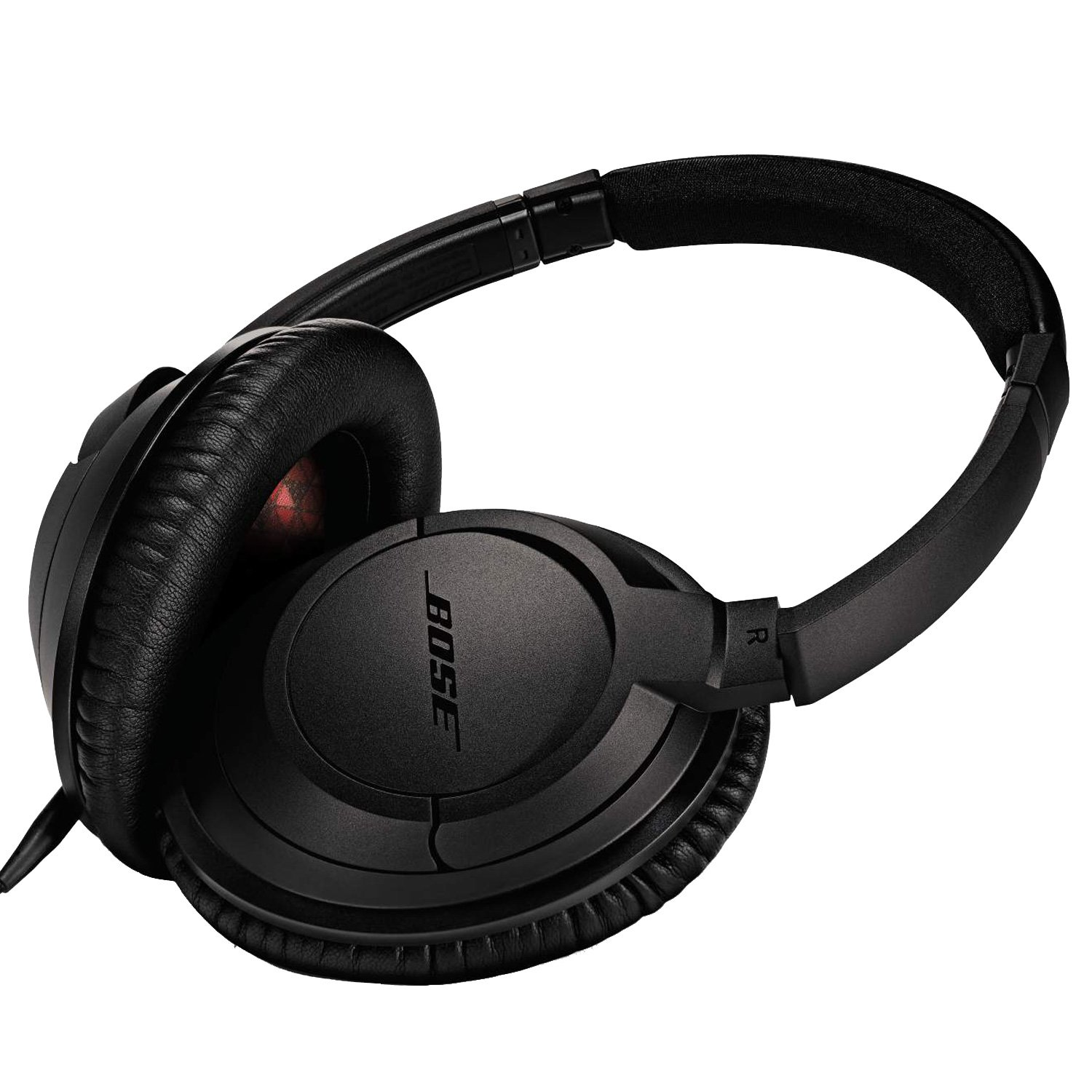 Bose  SoundTrue Around-Ear Headphones - Black   B00IUICOR6
