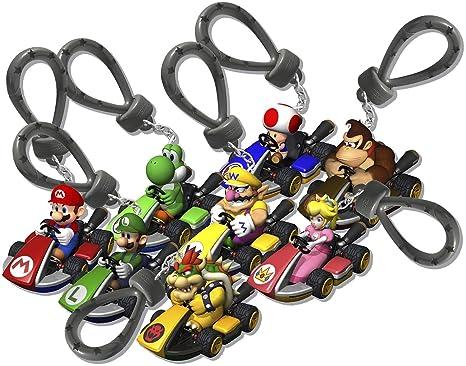 Super Mario Super Mario Kart - Mystery Mini Llavero Colgante ...