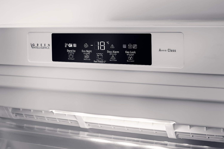 Bosch Kühlschrank Alarm Leuchtet : Bauknecht gkn 2173 a3 gefrierschrank a gefrieren: 310 l