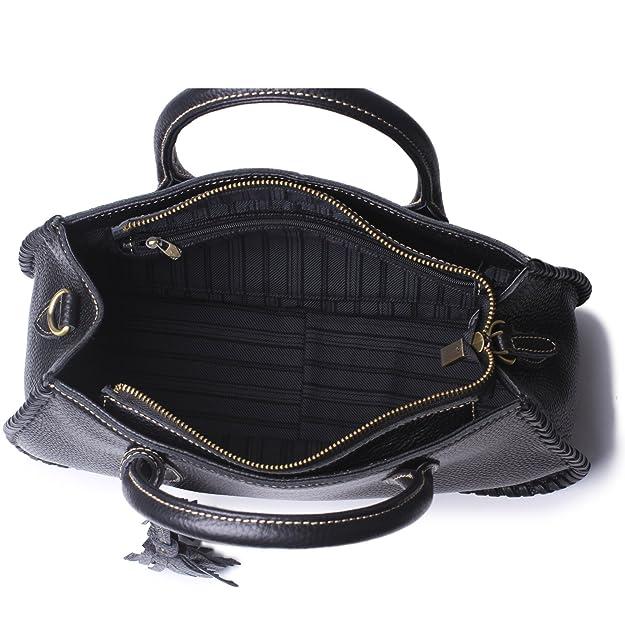 Amazon.com: Borgasets Womens Monederos y bolsas de bolsos de ...