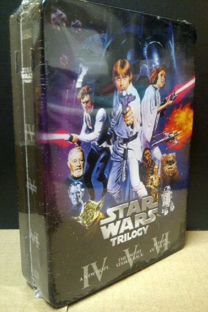 Star Wars Trilogy (Widescreen Theatrical Edition) B000IKHNT8