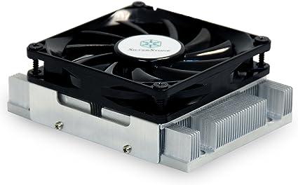 SilverStone SST-NT07-AM2 - Disipador de Aluminio para CPU de 37mm ...
