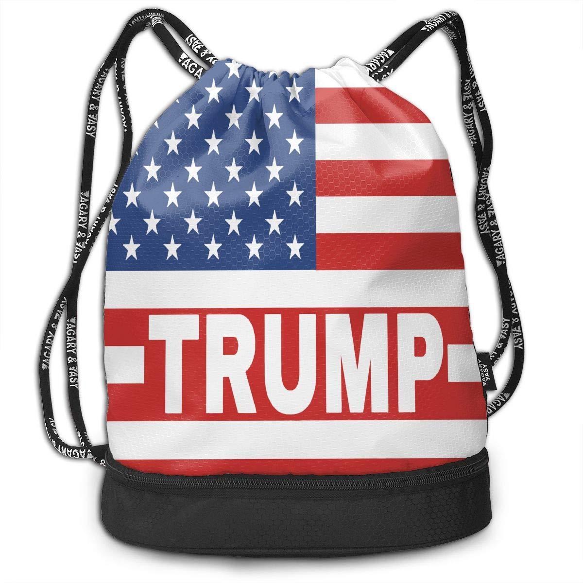 Backpack Trends 2020.Amazon Com Loipnaw Men Women Trump 2020 Drawstring