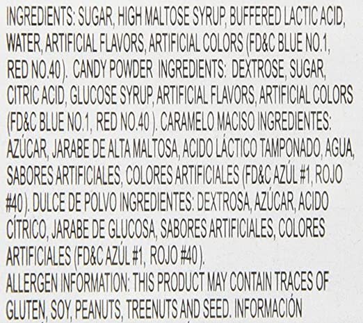 Amazon.com : Sour Flush Candy Plugers And Powder Dip Toilet : Sour Flavored Candies : Grocery & Gourmet Food