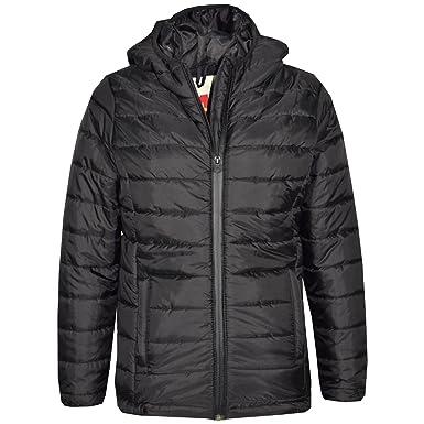 768cb4ecd A2Z 4 Kids® Boys Jacket Kids Designer s Foam Padded Black Puffa School Coat  Quilted Warm Thick Jackets Coats Age 3 4 5 6 7 8 9 10 11 12 13 Years