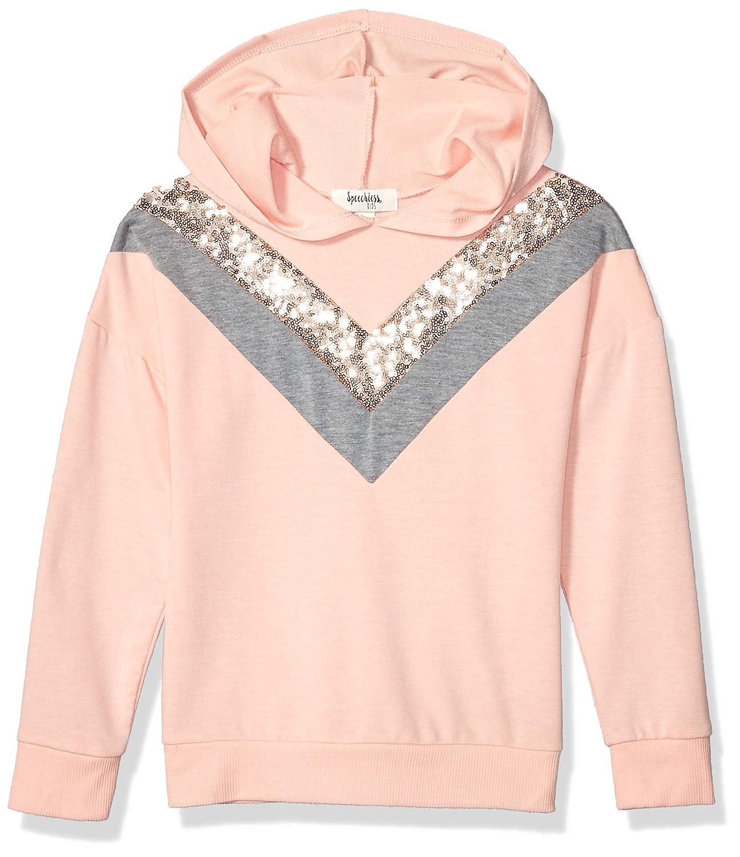 Speechless Girls Hooded Sweatshirt