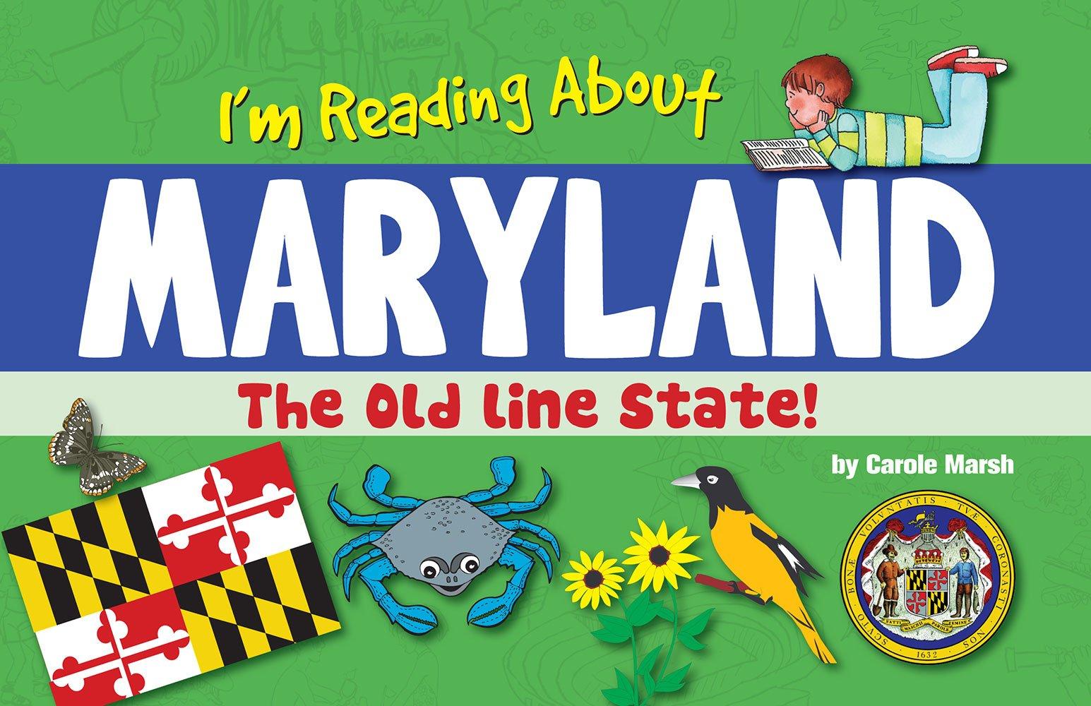 I'm Reading About Maryland (Maryland Experience) pdf