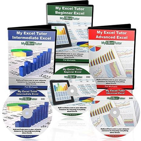 Amazon.com: Microsoft Excel Tutorial 2016 aprender Microsoft ...