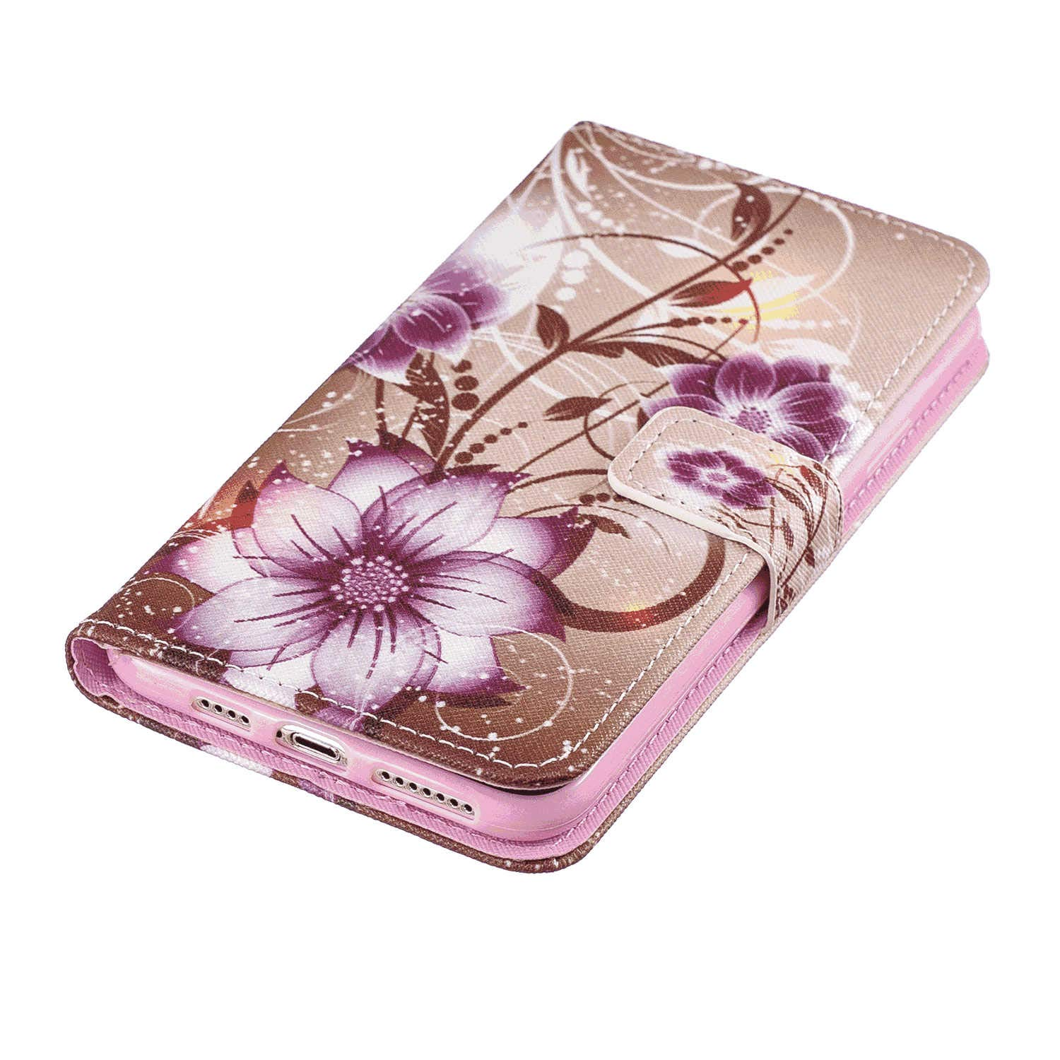 iPhone 11 Flip Case Cover for Leather Kickstand Extra-Protective Business Wallet case Card Holders Flip Cover