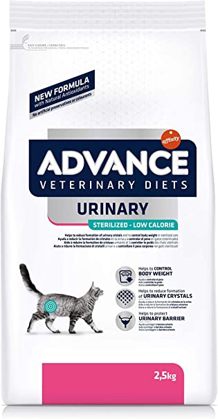 ADVANCE Veterinary Diets Urinary Low Calorie - Pienso para ...