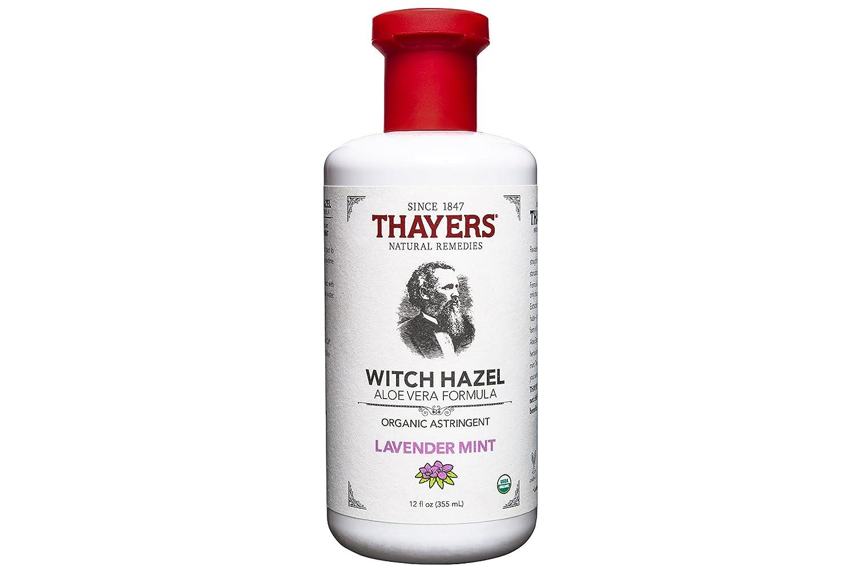 Thayers Witch Hazel with Aloe Vera, Original Astringent, 12 OZ 3094