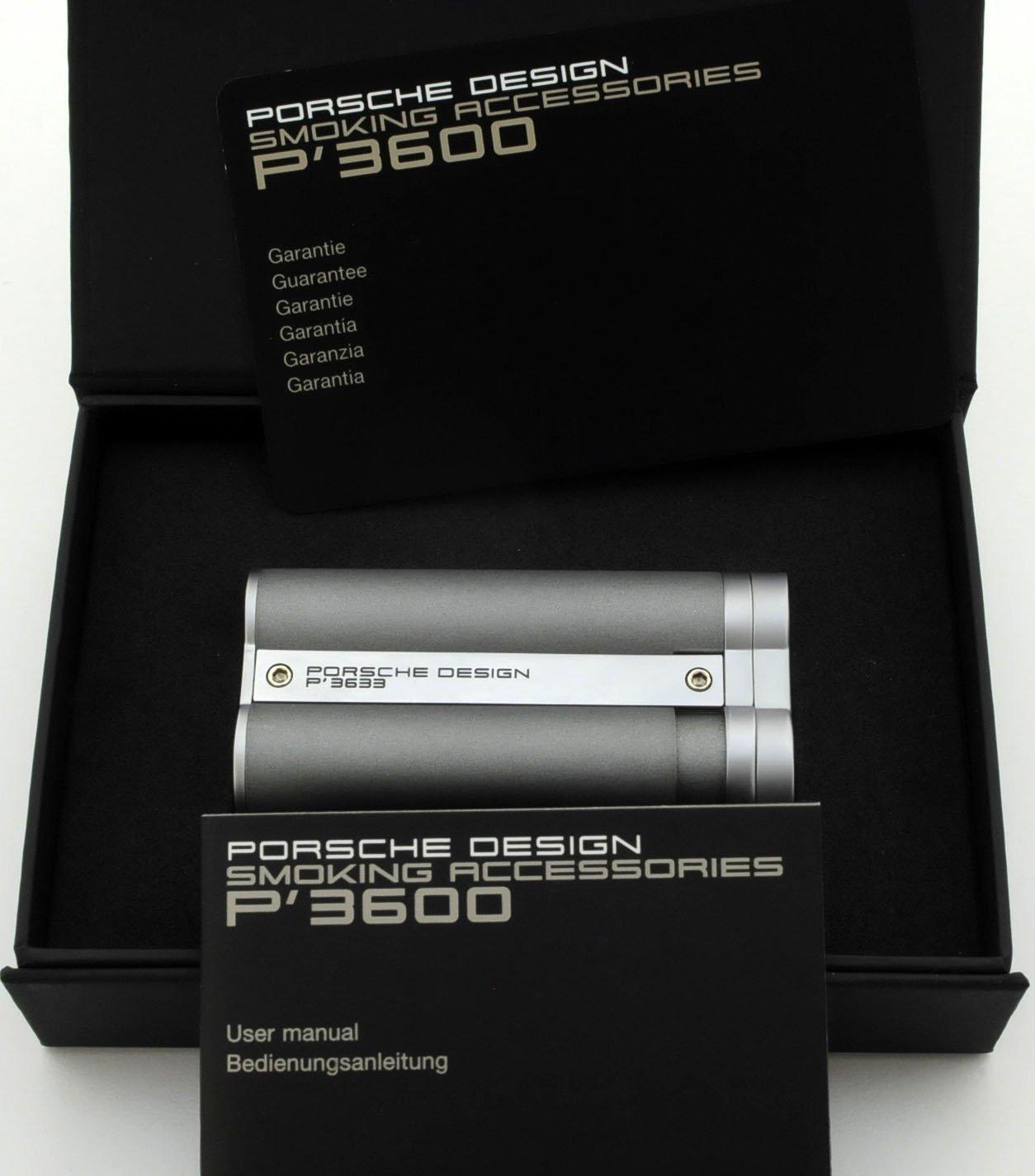 Porsche Design Küchengeräte: Namen