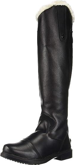 Tundra Fleece Lined Tall Boots