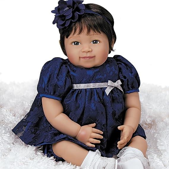 etnico. Paradise Galleries realistico ASIAN Baby Doll 20 pollici 51 cm