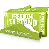 Pee Buddy - Ladies Freedom to Stand and Pee Paper Based Disposable Female Urination Device for Women - 10 Funnels