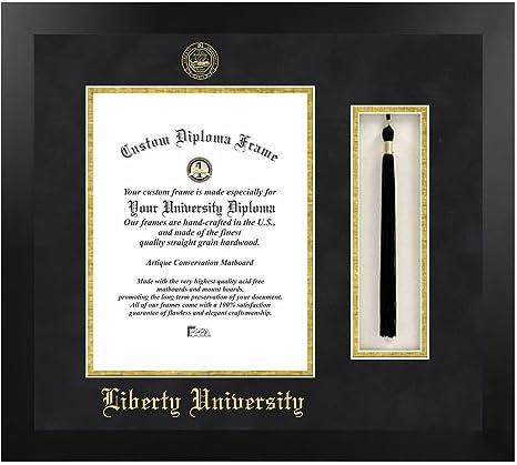Amazon.com - Liberty University Tassel Diploma Frame (14 x 17 -