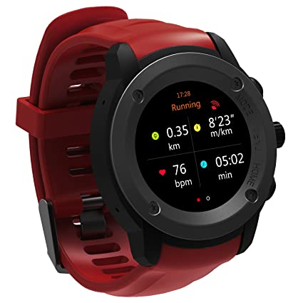 GPS Running Watch HR Smart Outdoor Sport Watch with Multi-Sports Mode Smart  Notifications for f0eac9b591d0