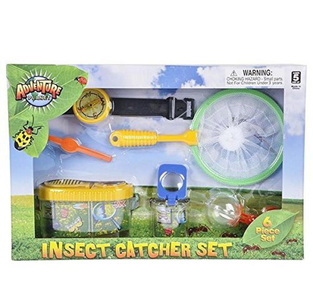 amazon com bug catcher collection set toys u0026 games