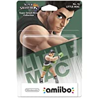Little Mac amiibo Nintendo 3DS