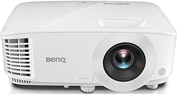 BenQ Wireless Business Projector, DLP, High Brightness Proyector de escritorio para ordenador