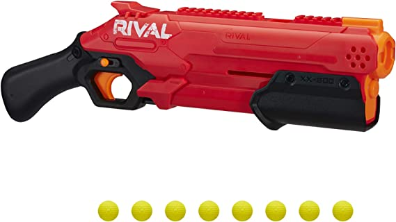 NERF Rival Takedown XX-800 Blaster -- Pump Action