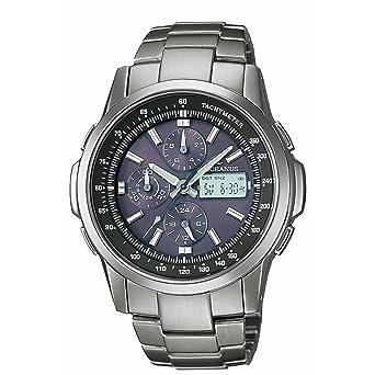 502c88603b4 Amazon.com  Oceanus Men s OCW500TDA-1AV Atomic Titanium Watch  Watches