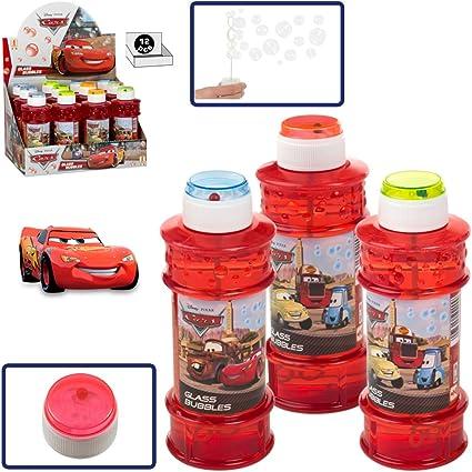 ColorBaby - Caja pomperos Spiderman con 36 Unidades de 60 ml (22985): Amazon.es: Juguetes y juegos