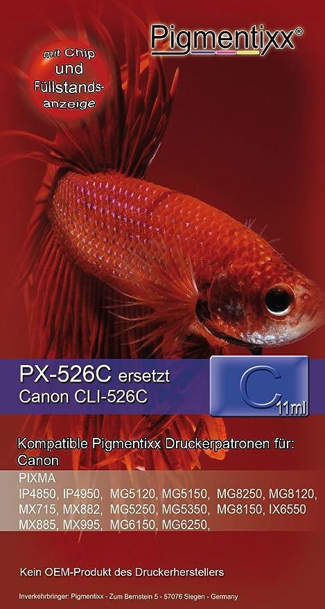 Technaxx PX-526C cartucho de tinta Cian 1 pieza(s) - Cartucho de ...